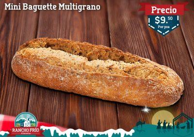 Mini Baguette Multigrano